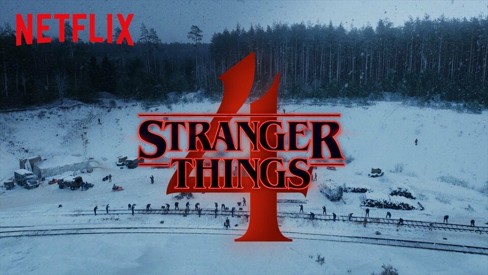 """Stranger Things 4"""